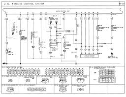 1991 mazda b2600i wiring diagram fuel injection engine control 1991 mazda b2600i engine control wiring diagram