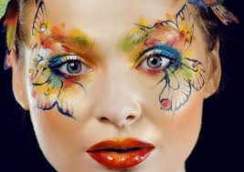 face painting ideas for beginners erfly