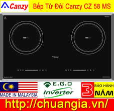 Bếp Từ Canzy CZ 58MS Made In Malaysia – Chuẩn Giá – Uy Tín