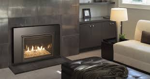 real fyre direct vent contemporary gas insert