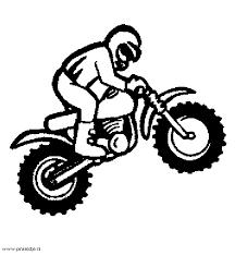 Motorcross En Crossmotoren Kleurplaten En Informatie