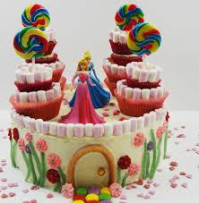 Princess Castle Birthday Cake Kit By Craft Crumb