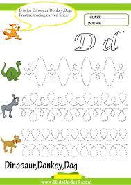 Kindergarten Letter D Worksheets For Kindergarten Activities ...