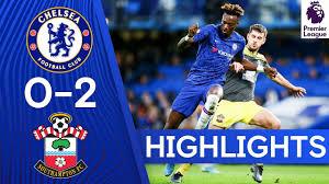Chelsea 0-2 Southampton | Premier League Highlights - YouTube