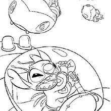Small Picture Lilo and Stitch coloring pages 33 free Disney printables for