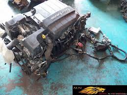 Toyota Lexus IS200 2.0L Beams VVTi Engine, RWD Automatic ...