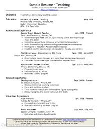 resume samples for teachers job s teacher lewesmr sample resume impression teacher resume sle for job