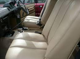 range rover classic 2 door seat covers full set as per the original vinyl