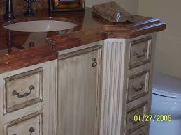 bathroom cabinet redo. Painting Bathroom Cabinets Antique White Thedancingpa Com Cabinet Redo O