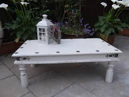 shabby chic outdoor furniture. Outdoor Shabby Chic Coffee Table Image And Description Furniture