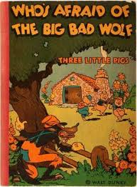three little pigs and an ill fated wolf bookschildrens