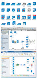 network switch quickly create high quality network switch network diagramming software design elements cisco win mac