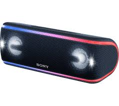sony srs xb41 portable bluetooth speaker black