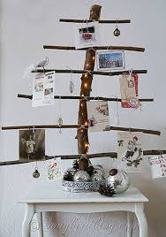 Christmas Card Display Stand Homemade Christmas Card Display Tree 18