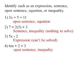 Worksheet. Expressions Equations And Inequalities Worksheets ...