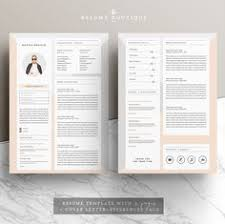 Modern Resume Template Oddbits Studio Free Download