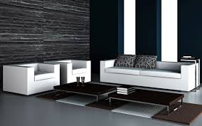 White Living Room Chairs Black And White Living Room Furniture Acrylic Coffee Table Wall