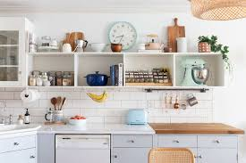 to decorate above your kitchen cabinets