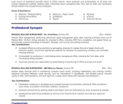 Debt Collector Sample Resume Medical Collectorsume Insurance Examples Job Description Billing 21