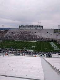 Beaver Stadium Section Egu Home Of Penn State Nittany Lions