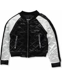Deals on Dollhouse Big Girls' Quilted Flight Jacket (Sizes 7 - 16) & Dollhouse Big Girls' Quilted Flight Jacket (Sizes 7 - 16) Adamdwight.com
