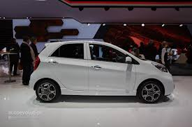 2015 Kia Picanto Facelift Arrived in Geneva With a Fixed Nose ...