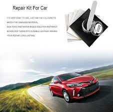 product images gallery generic or no heat leather vinyl repair kit for car seat s rips holes scratches