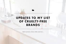updates to my free list