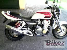 2002 honda cb 1300 super four
