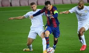 Dall'Inghilterra: il Manchester City prepara un mega contratto per Messi |  Mercato