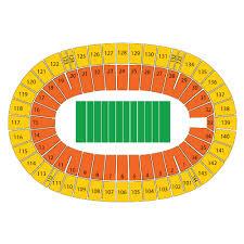 Longhorns Seating Chart Texas Longhorns Football At Oklahoma Sooners Football 2019