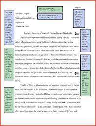 Asa Essay Format Cover Letter Resume Ideas Tedataus