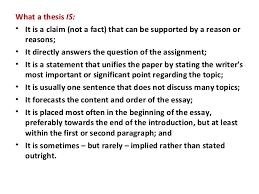 lecture on writing argumentative essays ppt 4