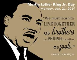 Martin Luther King, Jr. Day | Events & Meetings | City of Raymore, MO
