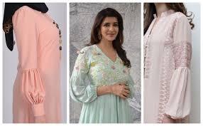 New Baju Design 2019 18 Salwar Suit Sleeves Design For Classy Look