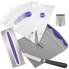 Wilton Cake Decorating Accessories Extraordinary Amazon Wilton Cake Decorating Kit For Beginners 32Piece Cake