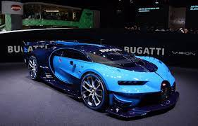 We're not sure of its current whereabouts, but the one example tha 10 Things You Didn T Know About The Bugatti Vision Gt
