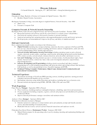 Science Degree Resume Associates Degree Resume Sample Degree