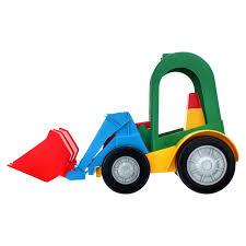 Игрушка для детей от 3лет №39230 <b>Трактор</b>-багги Wader 1шт ...