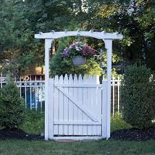 how to paint a wooden arbor wagner