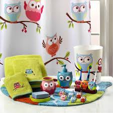 Owl Bedroom Accessories Bathroom Sets For Kids