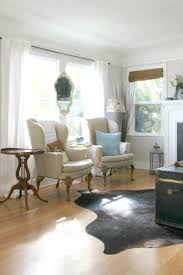 Wing Chairs For Living Room Ravenna Living Room Reveal Take 2