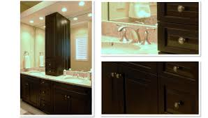 Dark Cabinet Bathroom Bathroom Counter Backsplash Height Bathroom Countertop Height