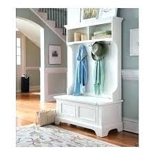Coat Rack With Bench And Storage Stunning Hallway Coat Rack Bench Racks With Seat Corner Hall Tree Best