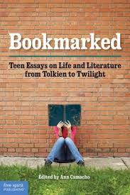 com bookmarked teen essays on life and literature from  com bookmarked teen essays on life and literature from tolkien to twilight 9781575423968 ann camacho books