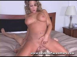 Free lesbian facesitting porn