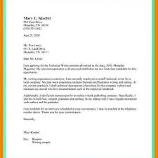 14 Personal Business Cover Letter Format Informal Letters