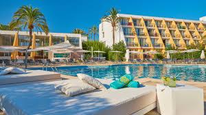 Hotel Nevis Wellness And Spa Protur Sa Coma Playa Hotel Spa In Sa Coma Majorca Protur Hotels