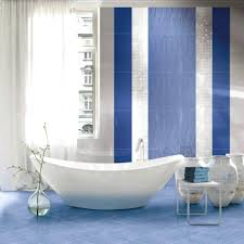 bathroom Blue Bathroom Tile Ideas Home Designs Tiles White Kitchen