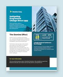 26 Best Conference Flyer Designs Psd Ai Vector Eps